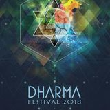 Kuczer - Dharma festival 2018 promo set [Goa Trance]
