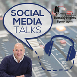 Social Media Talks Show with Alan Hennessy and his Guest  Joanne Sweeney-Burke