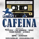 dj Pat Krimson @ La Rocca - Cafeina 6.0 22-06-2013