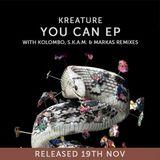 Kreature-you can (Kolombo remix)