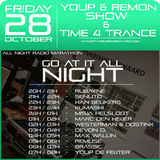 Time4Trance #036 28-10-16 set Han Beukers on Radiomarathon