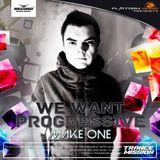 Make One - We Want Progressive _089 (23.11.2017) [Platform Music]