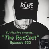 """The RocCast"" - Episode #22 - October 2016"
