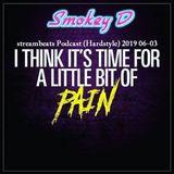 Smokey D - StreamBeats Podcast (Hardstyle) 2019 06-03