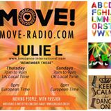 """JULIE L 26TH OCTOBER 2017 """"REMEMBER THESE - DANCE THROUGH THE ALPHABET"""" - SHOW 44"""