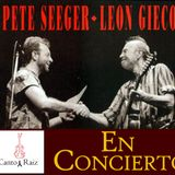 Canto y Raiz #16 - Seeger and Gieco