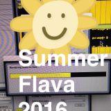 DJ Flash-Summer Flava 2016 (DL Link In The Description)