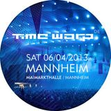 Time Warp Festival / Pan-Pot @ Stage 3 / 6.Abril.2013 / Ibiza Sonica