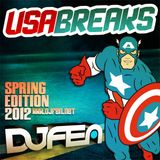 DJ FEN - USA Breaks Spring Edition 2012