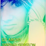 Dj Archy - Spring Session (2012)