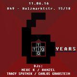 2010-2016 TIQ MEGAMIX by DJ NEUE K