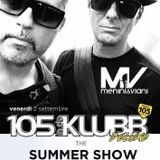 MENINI & VIANI Guest Mix on 105 IN DA KLUBB @ 105 RADIO