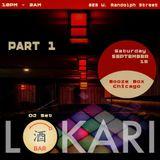 L O Kari Live and Booze Box 9/15/2018