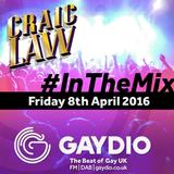 Gaydio #InTheMix - 8th April 2016