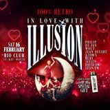 In Love with Illusion - Set 4