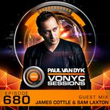 Paul van Dyk's VONYC Sessions 680 - James Cottle & Sam Laxton