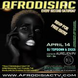 DJ TopDonn Presents - Afrodisiac April Promo Mix [45Mins]