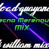 tecno merengue 02 dj william mix