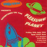 ~ Mastersafe, Keith Suckling & Lomas @ Universe Pleasure Planet ~