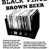 Black Vinyl Brown Beer Vol.3 DJ Tunesifter Mix from The Free House 31 October 2015