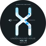 J Slinky presents...Underground House Vol 10 (Dec 2012)