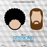 @DJEAZYB Pres. @iambongoben - The Live Sessions Vol. 1