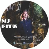 MJ Fitz 'Guestmix' for AmazingRadio AmazingBeats Show May 2013