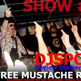 DJ SPORK & REVIEW STALKER SHOW #27: FREE MUSTACHE RIDES!