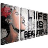 beatiful life .... i dont smoke