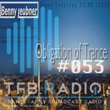 Podcast - Obligation of Trance 053