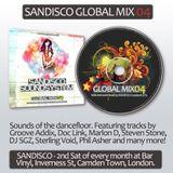 SANDISCO SOUNDSYSTEM GLOBAL MIX 04
