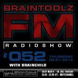 BrainToolz.FM Radioshow #052 [09.01.2014]