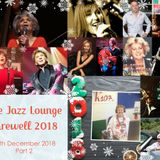 The Jazz Lounge on K107fm Community Radio with Grace Black 30th Dec 2018 Part 2