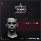 Jonas Kopp Live @ We are Techno 1st Anniversary