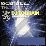 DJ TC BRAIN WE ARE REAL club UNITED