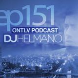 ONTLV PODCAST - Trance From Tel-Aviv - Episode 151 - Mixed By DJ Helmano
