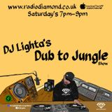 Dj Lighta's Dub to Jungle Show. 02.01.2016. RADIO DIAMOND. Saturdays 7-9pm