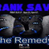 Fnoob Techno pres. The Remedy 035 - Frank Savio (20-01-17)