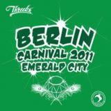 Threeks - Emerald City - Berlin Carnival 2011 Mix - Volume 1