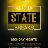 Aloha State Breaks; hosted by SilviaSativa - NSB Radio (July 17th 2017)