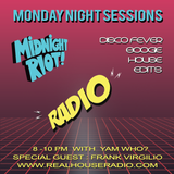 Midnight Riot Radio Feat Frank Virgilio and Yam Who?