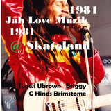 JAH LOVE MUZIK @ Skateland_ Bob Marley Tribute_Ilawi- B Jerry  C Hinds  Ubrown  Brimstone 1981 DBcd
