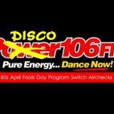"Power 106 dba ""Disco 106"" KPWR Los Angeles - April Fools Day - 01 April 19XX - Pt 1 DJ Lucky Pierre"