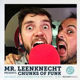 Mr Leenknecht presents Chunks of Funk 29th October 2016