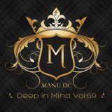 Deep in Mind Vol.69 by Manu DC