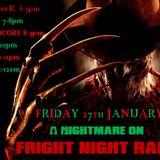 NightMare OnFright Night Radio (The Gathering)  with KutmasterK 27-01-17