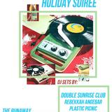 Rebekkah Angeber @ DO206 Holiday Soirée, The Runaway  - 12/22/17