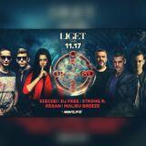 2017.11.17. - ORIGO - LIGET Club, Budapest - Friday