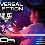 Mr. Pit  -  Universal Selection 115 on AH.FM  - 28-Apr-2015