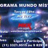 Programa Mundo Mistyco 18/10/2016 - Solange Alves e Babalorisa Sergio de Odé